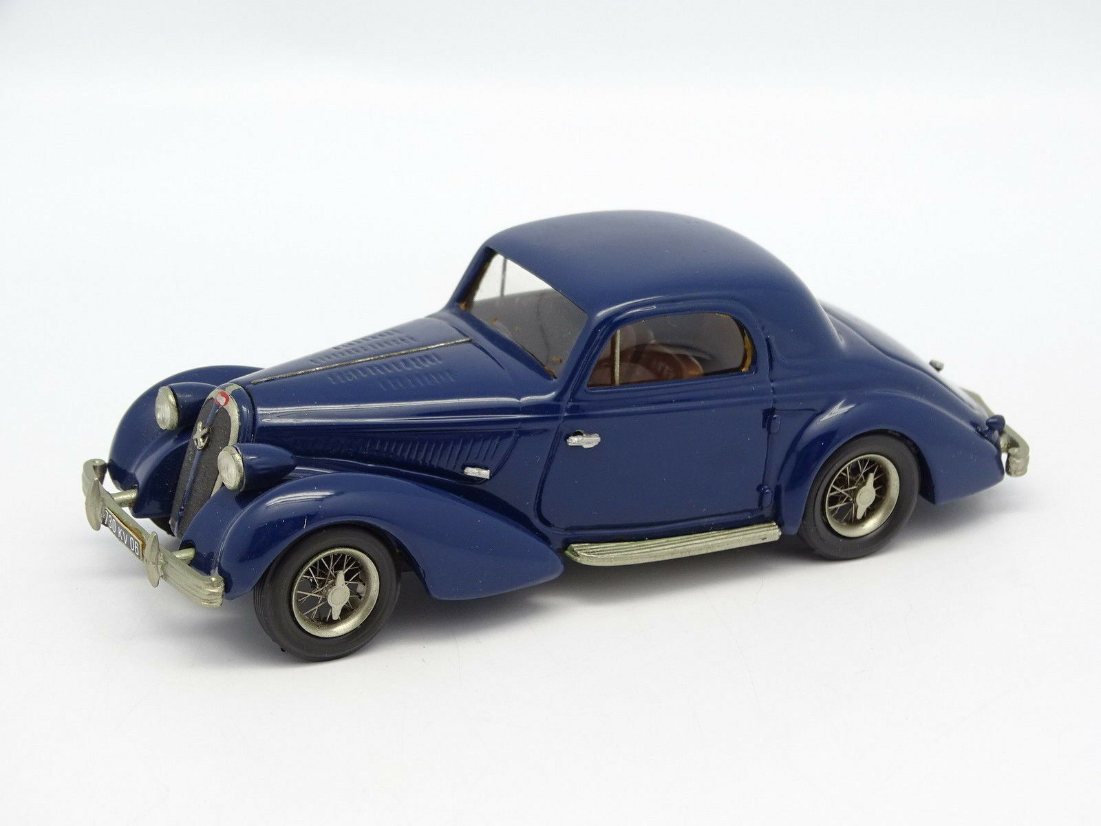 Ma the kit montato 1   43 - hotchkiss gs3 1939 Blau -