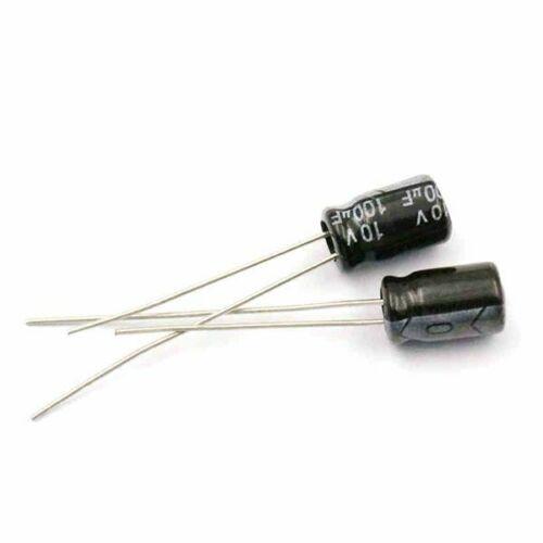 electrolytic capacitor 10v 47uf 100uf 220uf 330uf 470uf 680uf 1000uf 2200uf mfd