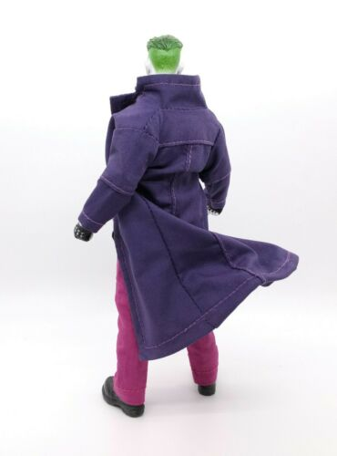 No Figure M Purple Long Coat for Mezco Joker