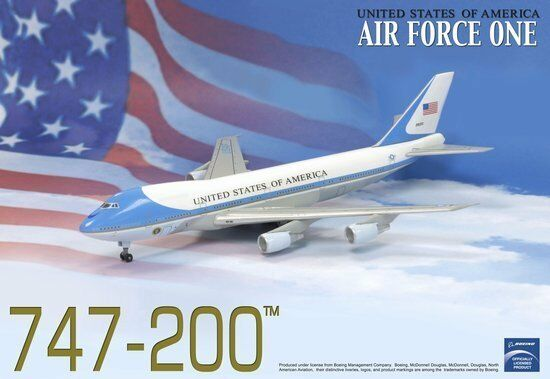 Dragon Wings~Air Force One 747-200 USA 28000~56200