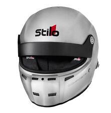 Stilo ST5R Composite Helmet/Lid Snell SA2015 & FIA8859-2015 + Hans Posts LARGE