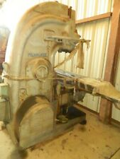 Milwaukee Model H Milling Machine Great Freight Rates Was Operating Not Needed