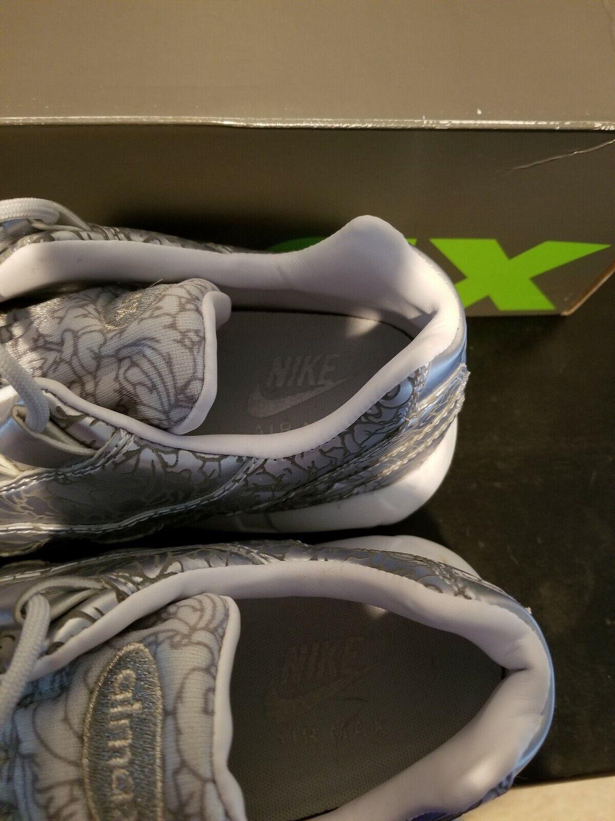 DS NIB Nike Air Max 95 95 95 20th Anniversary QS Uomo US Dimensione 9.0 818721-001 a4c1ad