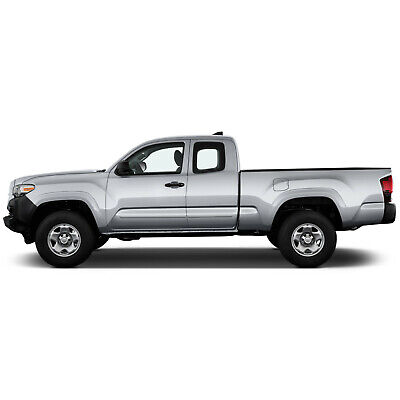 Tacoma Access Cab >> Painted Body Side Moldings Trim Mouldings For Toyota Tacoma Access Cab 2005 2020 Ebay