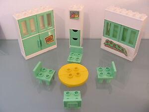 LEGO,DUPLO,MAISON,HOME,ACCESSOIRES,MEUBLES,08