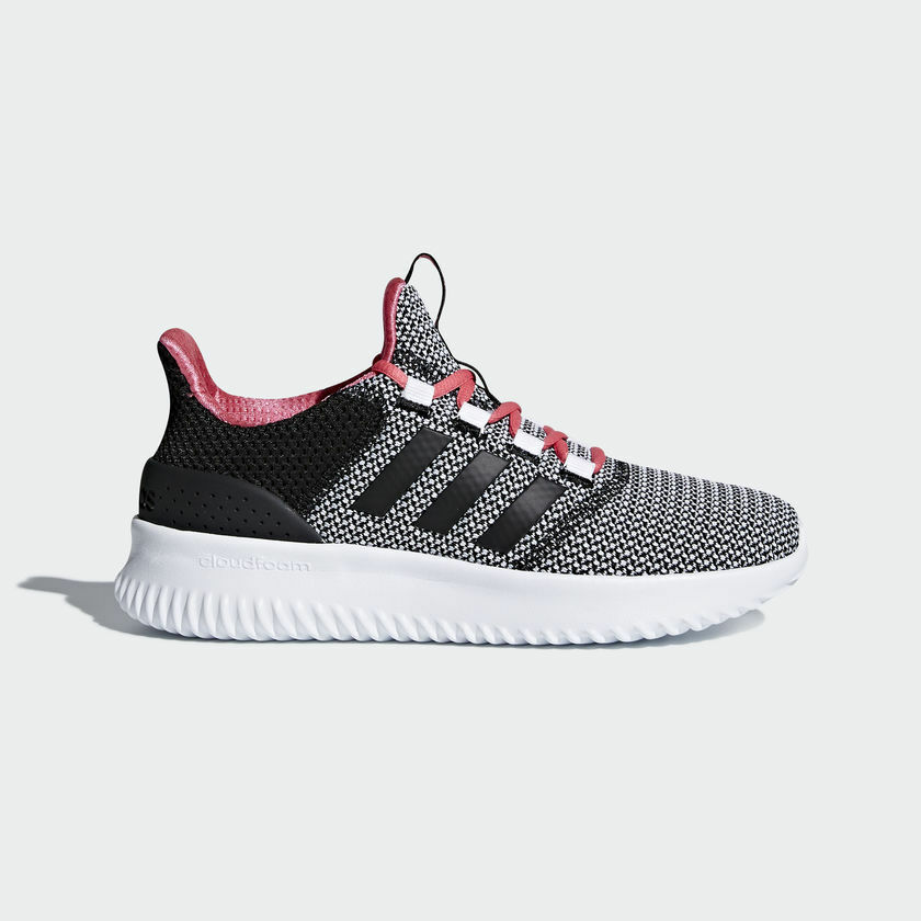 ADIDAS CLOUDFOAM ULTIMATE W RUNNING SHOE shoes ORIGINAL FITNESS DB0837 grey