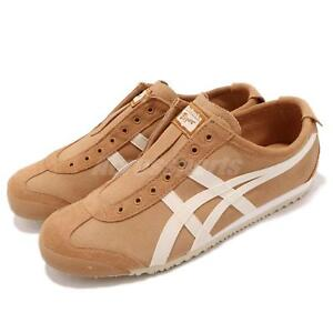 outlet store 575f0 5bc80 Details about Asics Onitsuka Tiger Mexico 66 Slip On Caravan Oatmeal Men  Shoes 1183A042-200