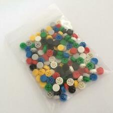 140pcs Round mixed color Tactile Button Caps Kit For 6x6x7.3mm Tact Switches