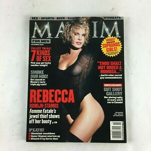 November-2002-Maxim-Magazine-Rebecca-Romijn-Stamos-7-Kinds-of-Sex-Smoke-Our-Hog