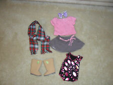 "Mixed Lot of 18"" Doll Clothes to fit American Girl Doll, Our Generation, Journey"