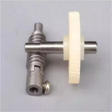 Metal Worm Wheel Plastic Gear Reducer Reduction Gearset For Diy Acceshu