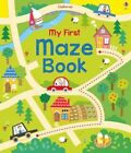 My First Maze Book by Kirsteen Robson (Paperback, 2015)