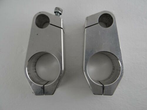 GSXR R1 ZX10R R6 CBR1000RR 50mm Stunt Clamps High Risers