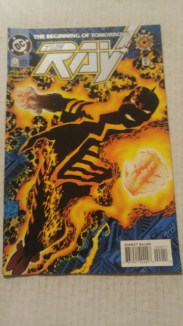 The Ray #0 October 1994 DC Comics Priest Porter Jones