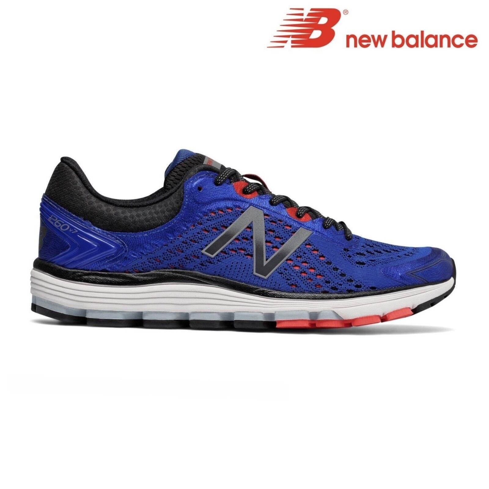 90f0a37e26 New NB fresh foam 1260 V7 scarpe running uomo a4 triathlon M1260BO7 ...