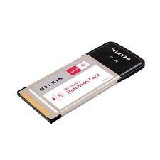 BELKIN F5D7010 802.11G WIRELESS PCMCIA CARD VISTA LINUX