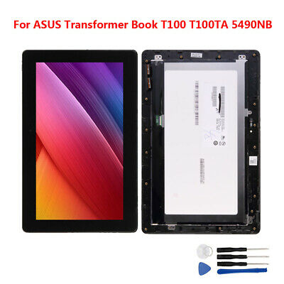Touch LCD Assembly Screen Digitizer Bezel for Asus Transformer Book T100 T100TA