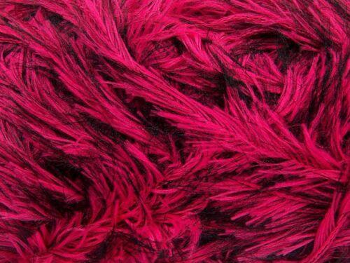 Safari-Rose /& Noir Long Eyelash fil glace #36741 100 g
