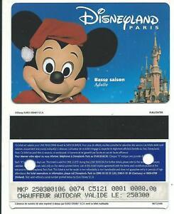 Pass Euro Disney Disneyland Mickey Hiver Gratuit Chauffeur Verso Publicenter Tb Ayqd8i3v-08001556-845034271