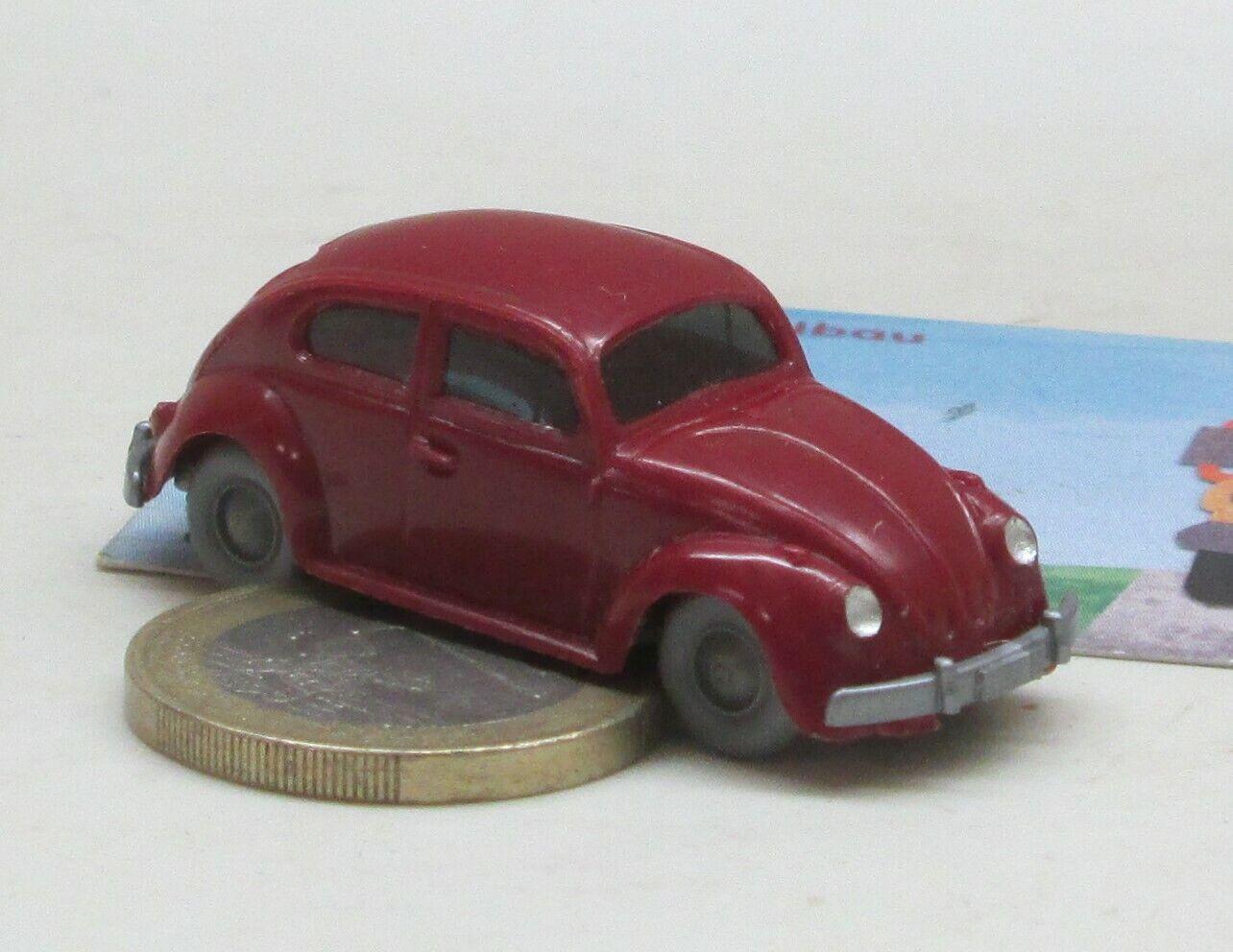 Wiking 030-8g  VW Beetle 1200 Bordeaux (1080)