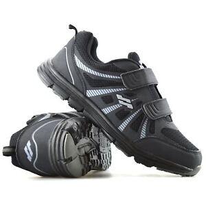 Hombre-Nuevo-Casual-Tactil-Correa-Pasear-Running-Gimnasio-Deportes-Ninos-Zapatillas-Zapatos-Talla