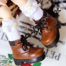 Yosd 1//6 BJD Shoes Dollfie DREAM Boots DOD SOOM DIM Luts Dollmore AOD Shoes #Red