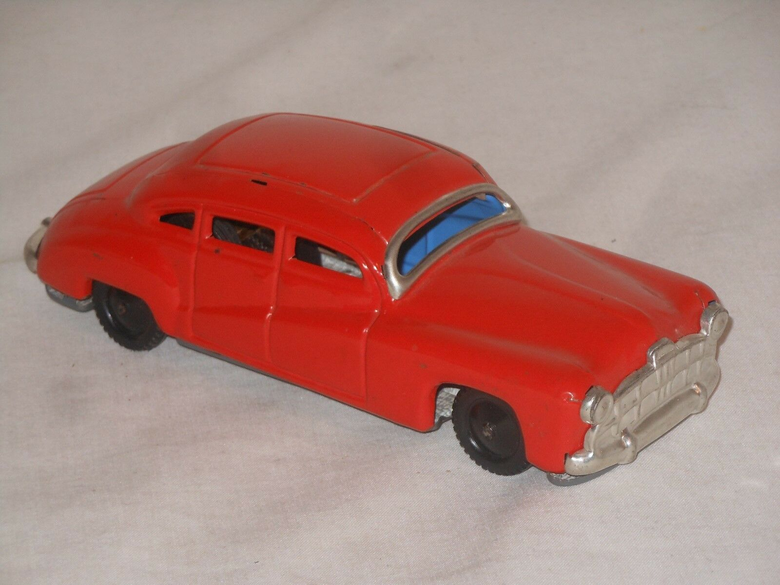 Vintage Tin-Toy - Hudson Saloon - color Variant Red Tip & Co TIPPCO Germany24