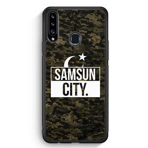 Samsun-CITY-CAMOUFLAGE-Custodia-in-silicone-per-Samsung-Galaxy-a20s-motivo-design-porta