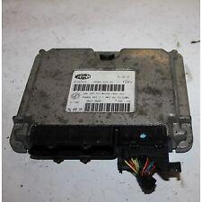 Centralina motore ECU Fiat Panda 4x2 1.1 IAW 4AF.PP 55187374 usata(4722 22-2-D-3