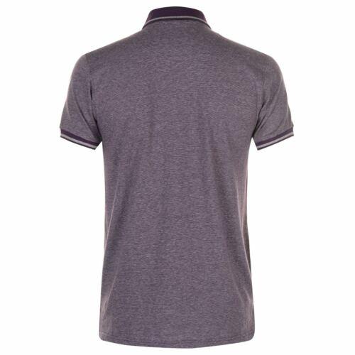 Nouveau Homme 2019 Pierre Cardin Pin Stripe Polo Shirt Homme Taille M L XL XXL