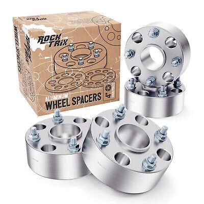 """1.5/"""" Wheel Spacers Suzuki Yamaha ATV UTV 10x1.25 Studs 4x110 Flat Nuts QTY4 SR"""