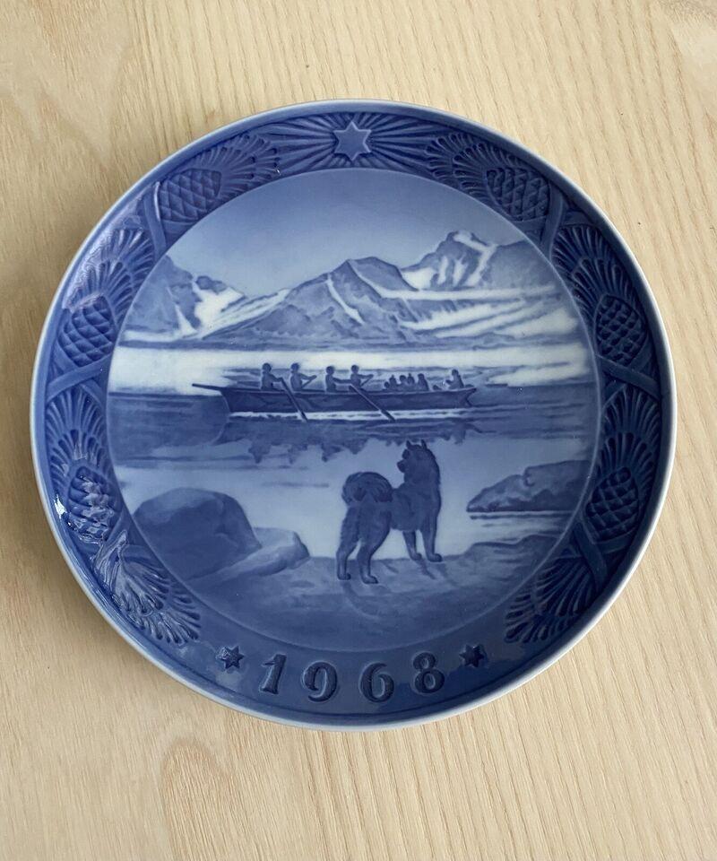 Platte med Grønland