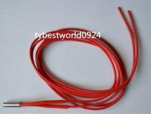Heater Cartridge 3D Printer Part Ceramic Reprap Cable J-Head Hot End Accessories