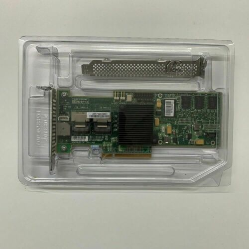 LSI00187 LSI MegaRAID PCI-Express SATA//SAS Raid Controller 8708EM2 128MB Cache