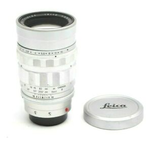 Leica-Leitz-Canada-90mm-f2-Summicron-M39-Screw-mount-Rangefinder-Lens-30563