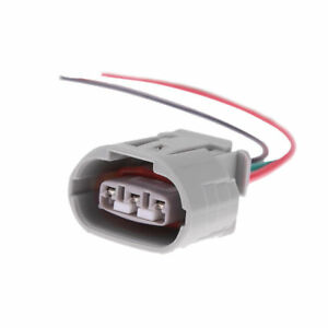 Details about Alternator Lead Repair 3 Wire & Plug for Denso Regulator on