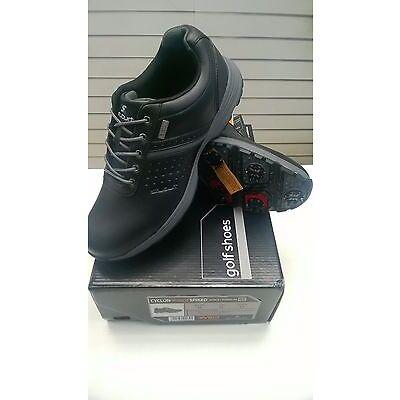 Stuburt Golf Waterproof Spiked Shoe + FREE GIFT Triple Pack Socks