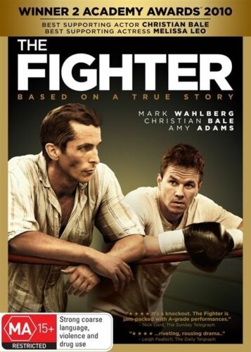 1 of 1 - The Fighter (DVD, 2011)