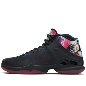 5c5b0d0e649b5 Mens Nike Air Jordan Super.fly 4 Po CNY Chinese New Year Trainers ...