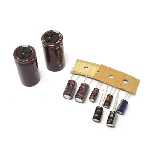 Kit gainclone 3875 LM3875 50W+50W 8ohm Amp board+speaker protection SC