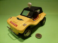 MADE IN JAPAN VW VOLKSWAGEN BUGGY- BAHA - RARE SELTEN - METAL - FRICTION