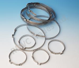 Jubilee-CVK015SS-CV-Joint-Boot-Clips-Kit-Stainless-Steel-Set-of-15-Genuine-Clips