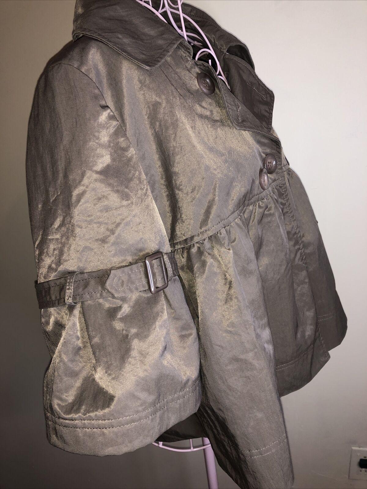 Kaidal French Design Cotton Blend Lg Jacket Workw… - image 2