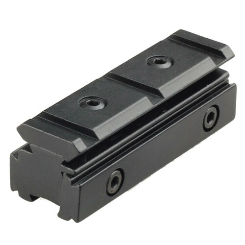 Scope Mount Rail 11mm Converter to 20mm Conversion Adapter