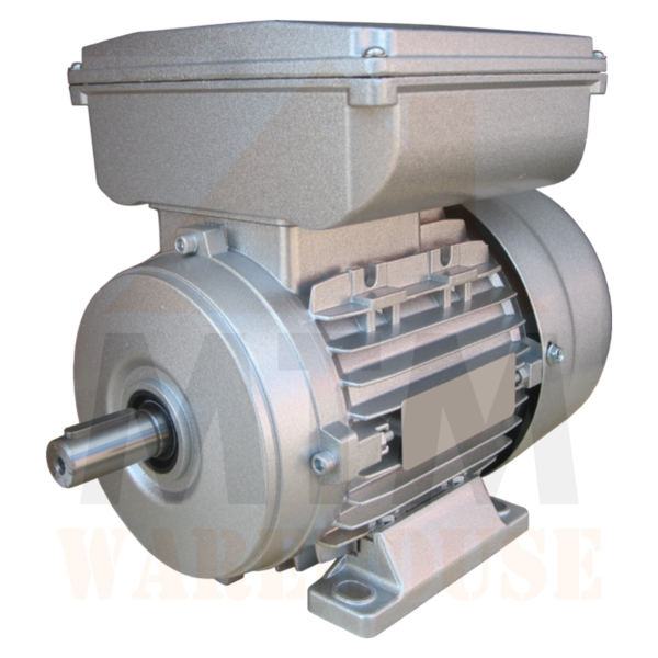 1.1 Kw Electric Motor 1400rpm 4 pole 240V Single Phase 1.5 HP Electric Motor