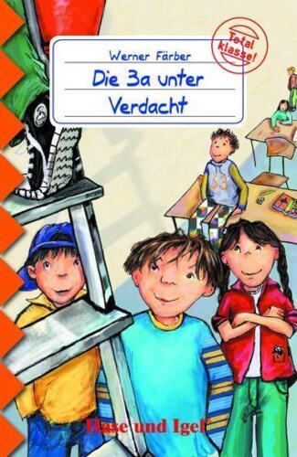 1 von 1 - Die 3a unter Verdacht: Schulausgabe von Färber, Werner