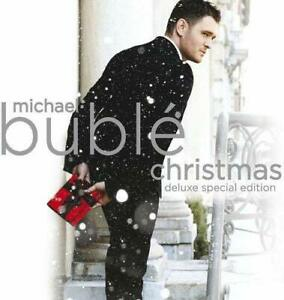 MICHAEL-BUBLE-Christmas-2012-Deluxe-Special-Edition-19-track-CD-NEW-UNPLAYED