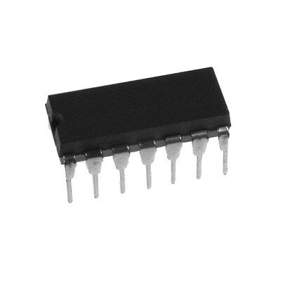 High-Speed CMOS 74HCT 107 negative-edge trigger 74HCT107 DIL-14 124037