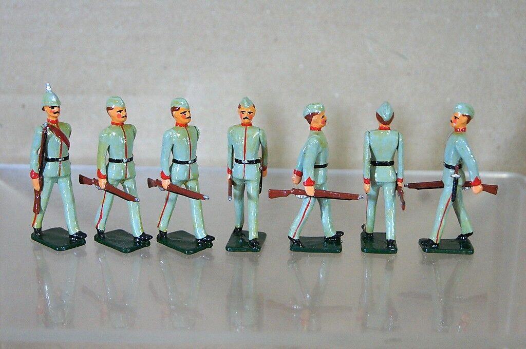 estar en gran demanda Réplica Modelos Patricio Campbell Britains Británico Middlesex Volunteers Volunteers Volunteers X 7 Mv  Descuento del 70% barato