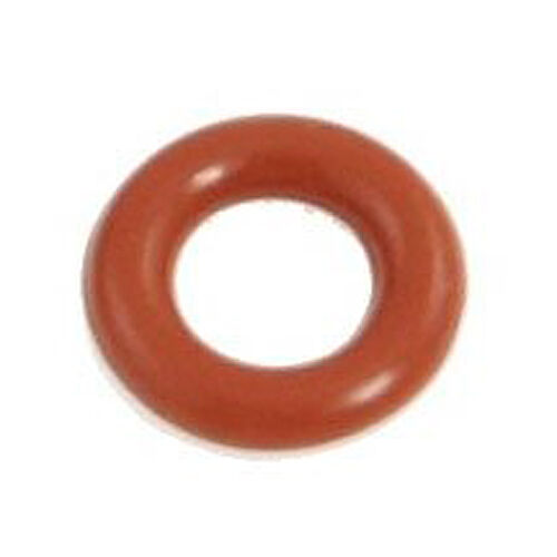B3 50 Pcs Silicone O Ring Seal Washers 8mm x 4mm x 2mm Red